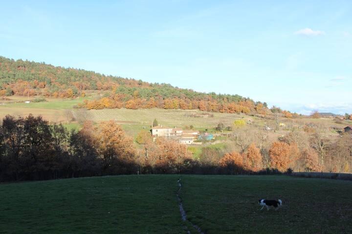 Chambres d'Hôtes en Ardèche Verte