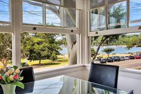 Sydney Balmoral Beachfront Apartment - Balmoral Beach
