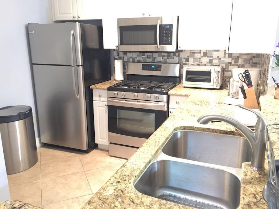 Brand new appliances