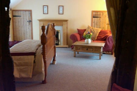 Family Suite two double bedrooms - Westhall
