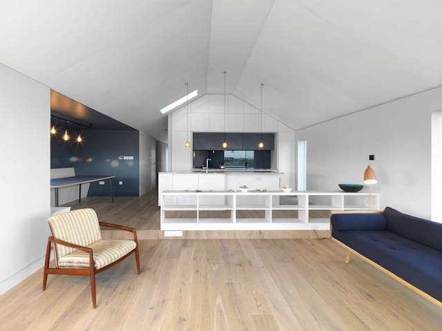 Award-winning Dungeness modern home - Romney Marsh - Дом