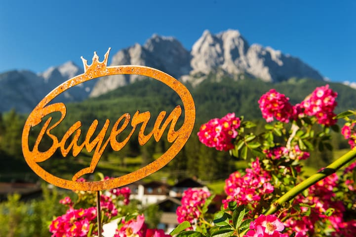 Bayern Resort Hotel garni - Grainau - Penzion (B&B)
