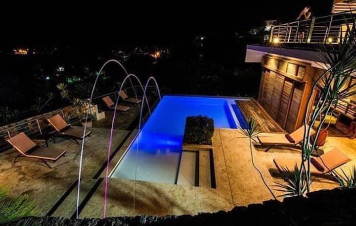Villa terrenas