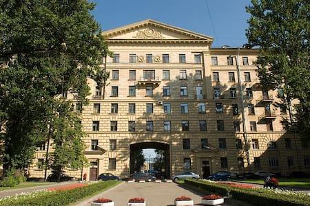 Уютная квартира в центре Петербурга - Wohnung