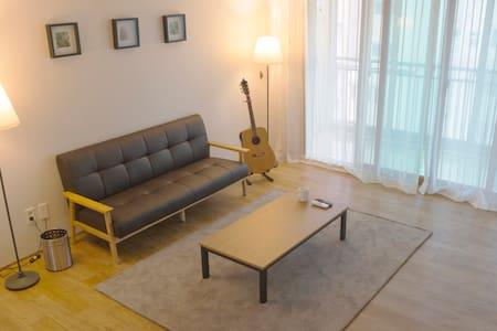 #W Room / JW's House in Jeju - 581-3,Yongdamsam-dong, Jeju-si