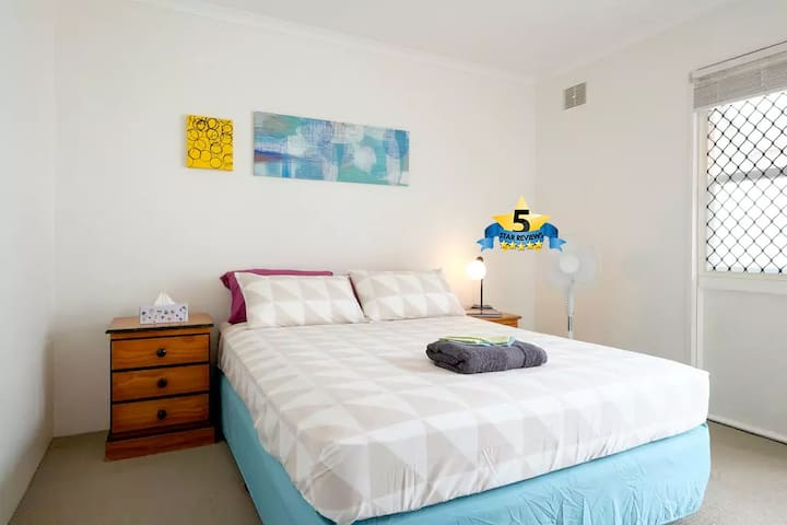 Cosy room close to UQ & the city - Dutton Park - Appartamento