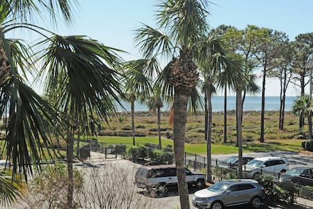 Beautiful Ocean View Condo - Hilton Head Island - Appartement en résidence