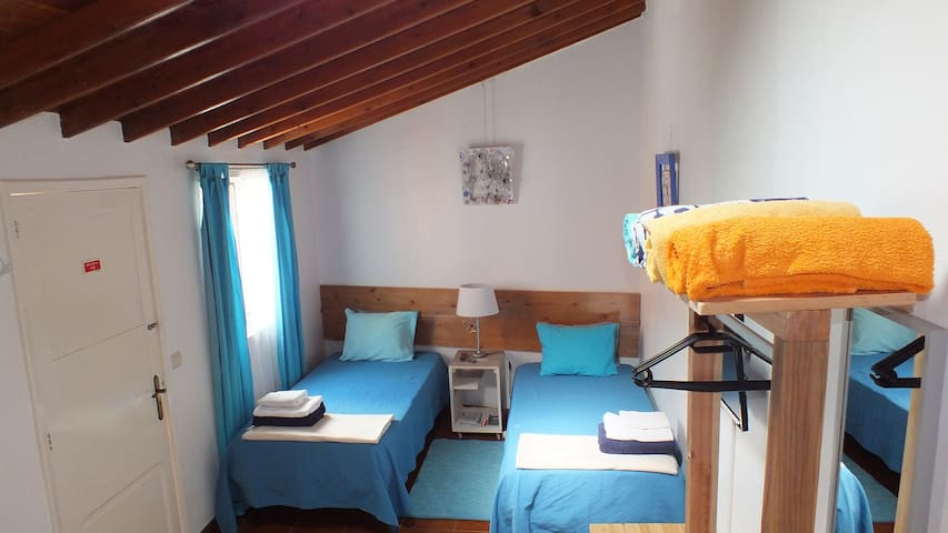 The interior of Chez Dany