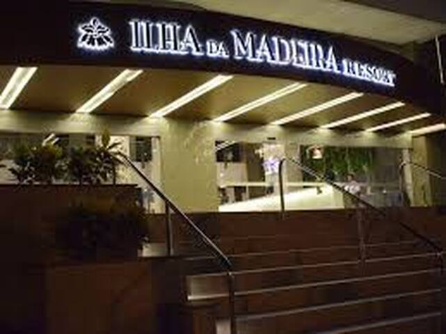 ILHA DA MADEIRA (resort) RIVIERA DE SAO LOURENÇO