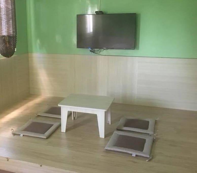 房內小客廳