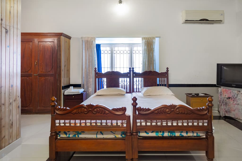 Spencer 39 s home chambres d 39 h tes louer cochin kerala for Chambre kochi