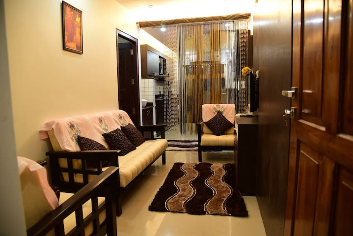 Trivandrum Service Apartment(A/c)-CityCenter-05D
