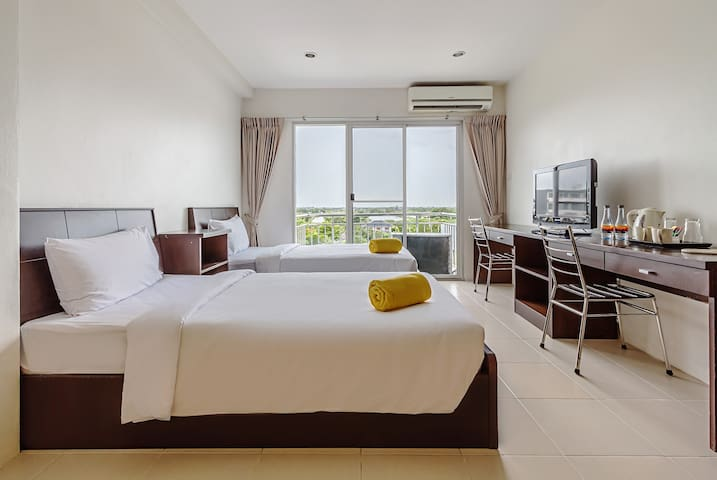Twin Studio for Stopovers! - Bangkok - Appartement