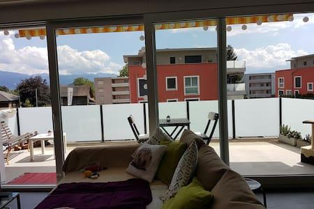 Schönes Zimmer in moderner Wohnung - altstätten sg - 公寓