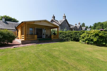 Cabin In Luss at Lochlomond - Luss - Cabana