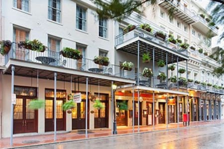 French Quarter with access to the whole city!