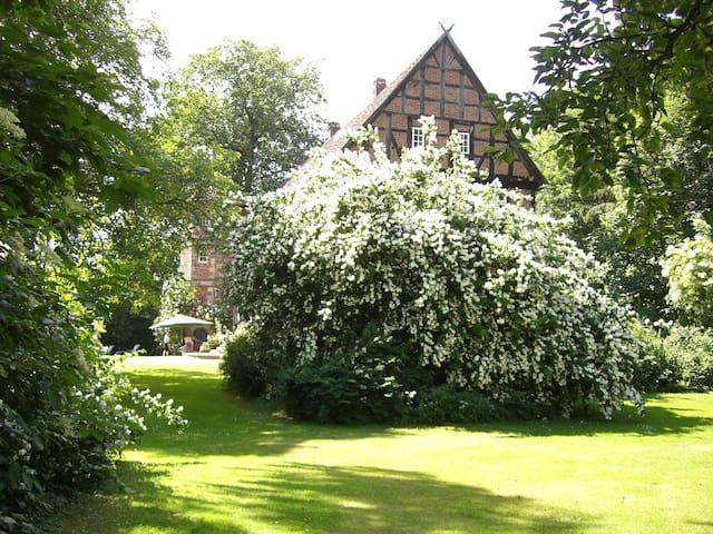 Ferienwohnung auf dem Gut Bothmer - Schwarmstedt - Hus