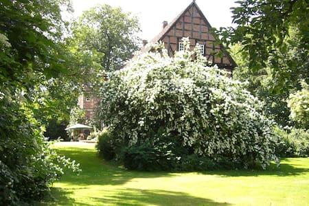 Ferienwohnung auf dem Gut Bothmer - Schwarmstedt - House