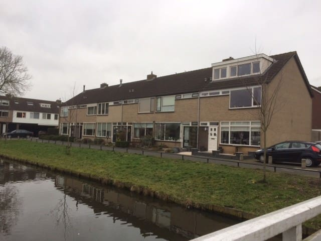 Gezinshuis in pittoresk Spakenburg - Bunschoten-Spakenburg - House