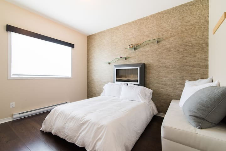 MODERN CONDO BY GATINEAU PARK+15MIN FROM DT OTTAWA - Ottawa - Appartement en résidence