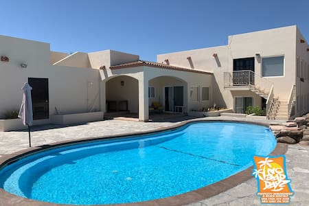 Casa King 4 Bed W/Private Pool W/Wifi