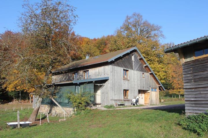 """Gîte """"Aux Moineaux"""" 25 personnes - Dommartin-lès-Remiremont - Casa"""