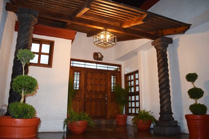 Casa Ocelocalli