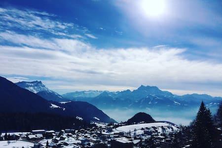 Mountain view - Leysin - Huoneisto