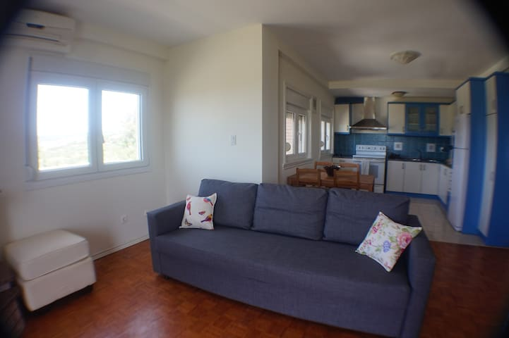Large luxury 2 bedroom apartment fits up to 6
