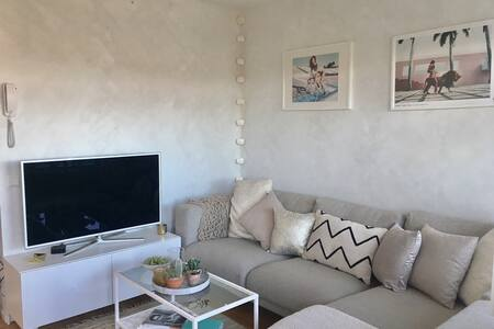 Fantastisk lägenhet med takterass mitt i Göteborg - 哥德堡 - 公寓