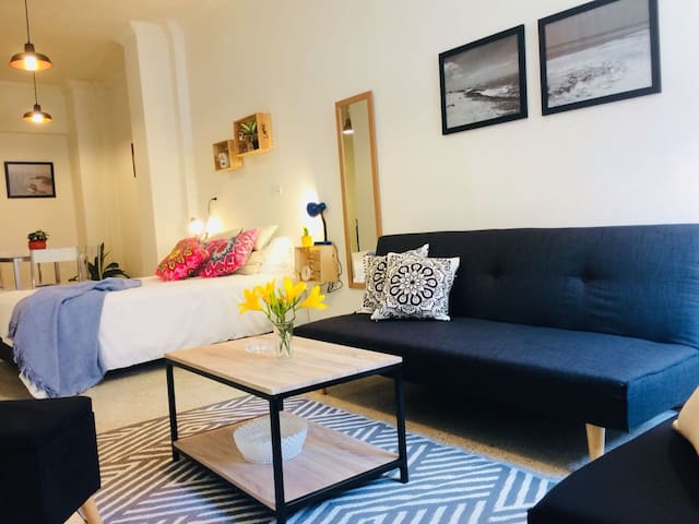 Studio furnished in European style Poblado area!!