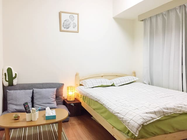 New! fushimi Sta. 5min! Nagoya Sta. 3min by Train! - 名古屋市 - Apartemen