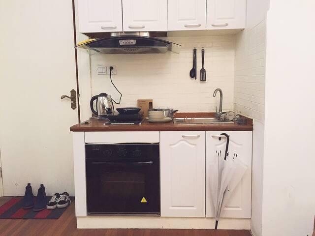 烤箱和电磁炉