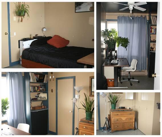 Chambre dans une sympathique résidence d'étudiants