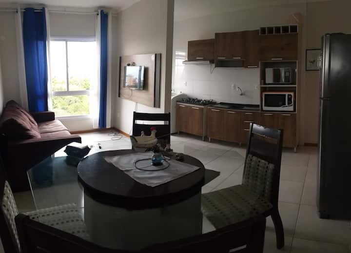 Apartamento novo próximo UFSM.