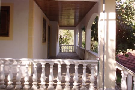 Forest house - Agios Mattheos