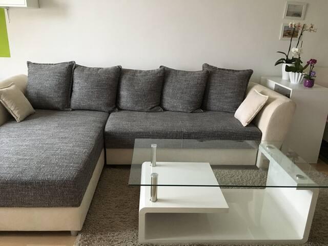 1-Zimmer-Wohnung - Langen (Hessen) - Apartment