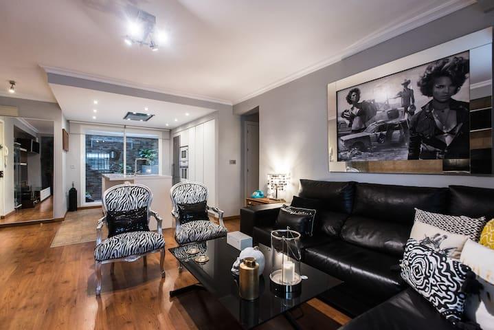 Apartamento con encanto de 2 dormitorios - Sevilla - Apartemen