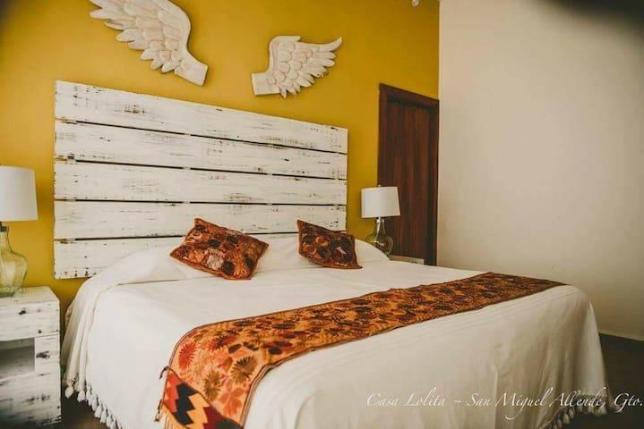 Casa Lolita San Miguel de Allende Gto.