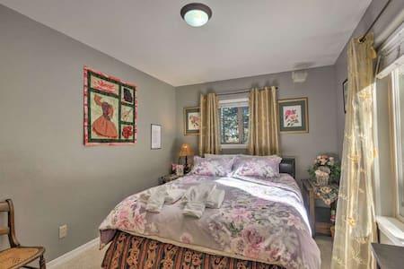 Woodland Park Room Mins to Pikes Peak/CHARIS