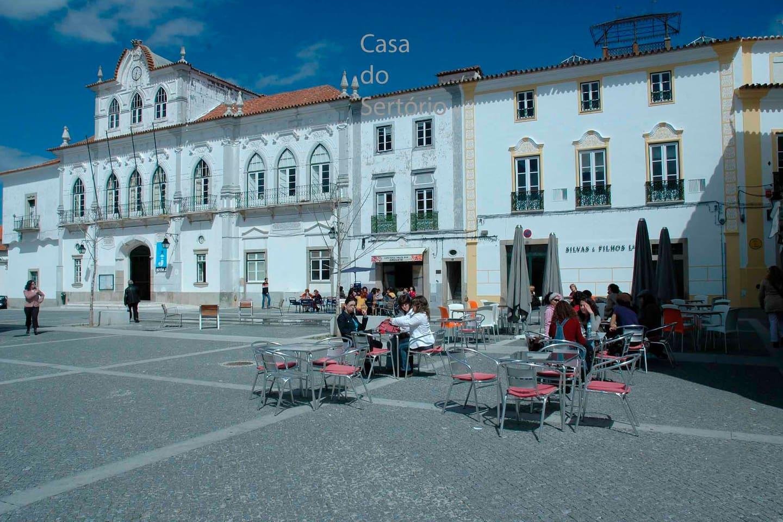 Praça do Sertório