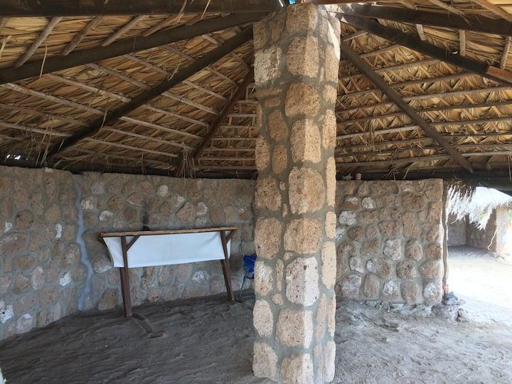 Campo Archelon : Palapa Rio