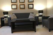 Livingroom seating area