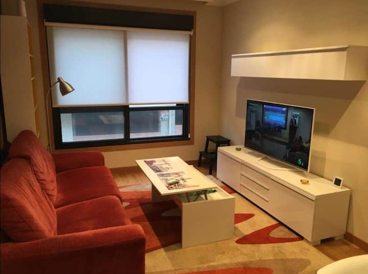 Coqueto apartamento en O Rosal