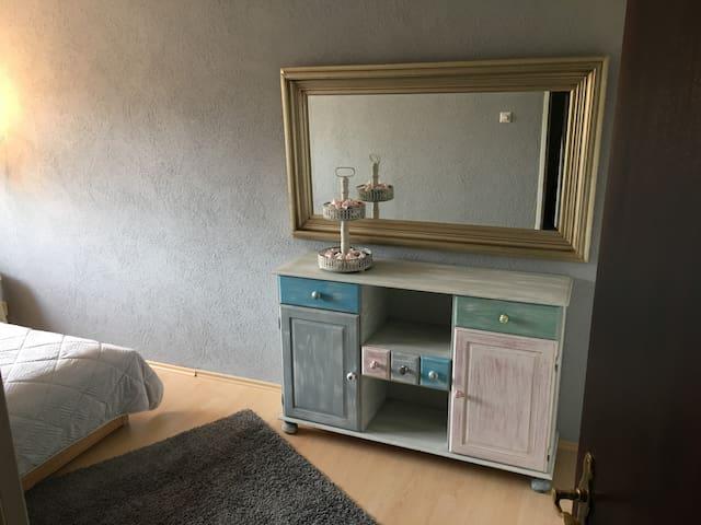 Helles Zimmer - Kaufbeuren - Appartement