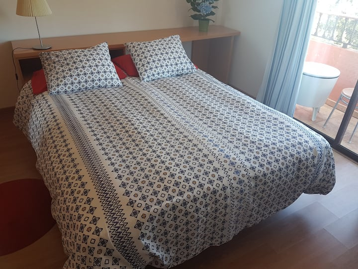 FLOR. SEA VIEWS DOUBLE BED