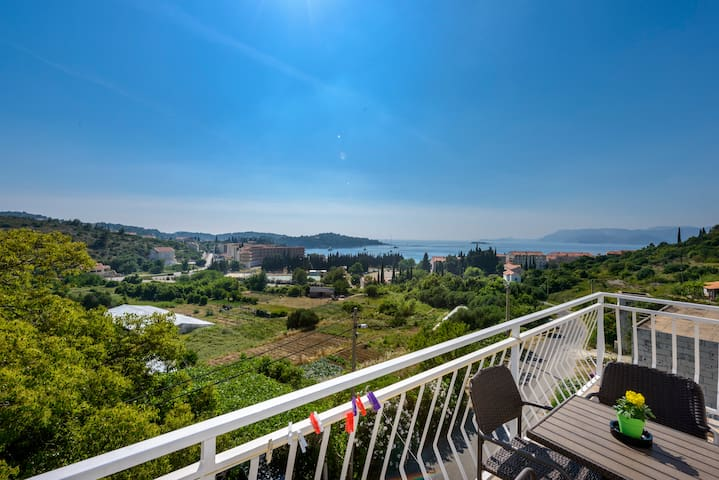 Modern Bay view apartment for 2+2 - Cavtat - Apartment