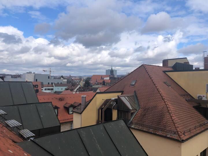Klein aber fein Bayreuth Innenstadt
