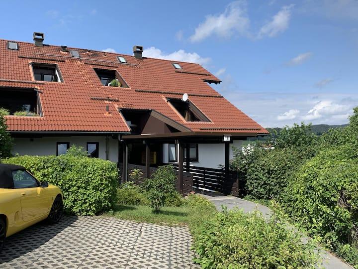 Wohnung in Bad Lauterberg mit Schwimmbad und WLAN