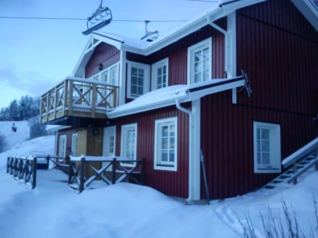 Mysig stuga med ski in/ski out - Åre - Cabane